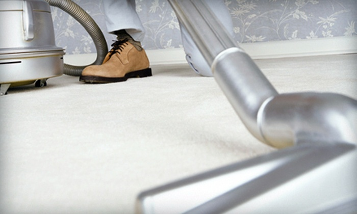 Evergreen Carpet USA - Sherman Oaks: Carpet Cleaning from Evergreen Carpet USA (Up to 74% Off). Two Options Available.