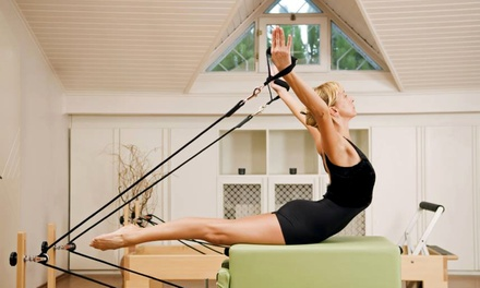 Five or Ten Pilates Equipment Classes at Sports & Spine Rehabilitation Center (Up to 61% Off)