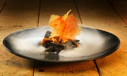 Oosterschelde: gastronomisch 5gangendiner bij het met een Michelinster bekroonde Restaurant Katseveer vanaf 2 pers.