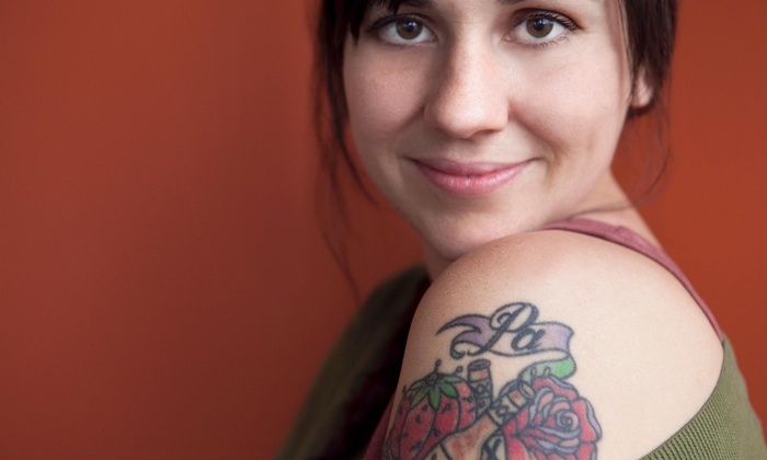 Tattoo Services - Ink Junkies | Groupon