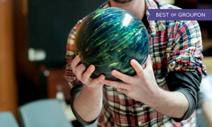 Winnetka Bowl: Two Hours of Bowling Plus Shoe Rental at Winnetka Bowl (Up to 74% Off)