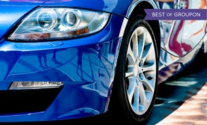 Euro Shine Auto Spa Inc: Auto-Detailing Packages at Euro Shine Auto Spa Inc (Up to 51% Off). Four Options Available.