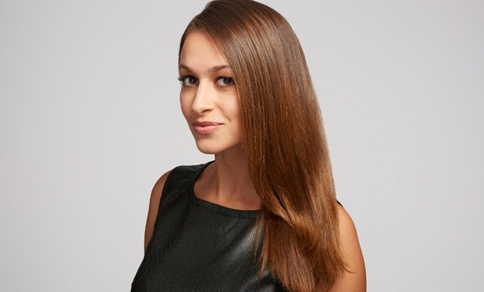 [Up to 91% off] Honey & Gold Hair Keratin Treatment & more starting from AED 139