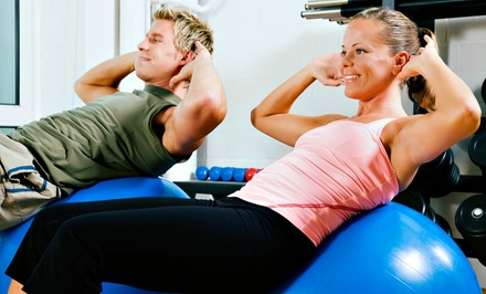$39 for One Month of Unlimited Classes at Game Changer Fitness ($150 Value)