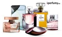 Markowe perfumy: 25 zł za groupon zniżkowy wart 125 zł na perfumy i kosmetyki w sklepie i-perfumy.eu
