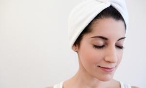 Lash Medics: Full Set of Mascara Look Mink Eyelash Extensions with Optional Refill at Lash Medics (Up to 72% Off)