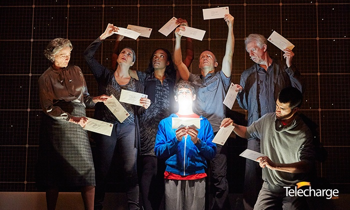 """""""Curious Incident of the Dog in the Night-Time"""" - Barrymore Theatre: """"TheCuriousIncident of the Dog in the Night-Time"""" on Broadway (Through June 5)"""