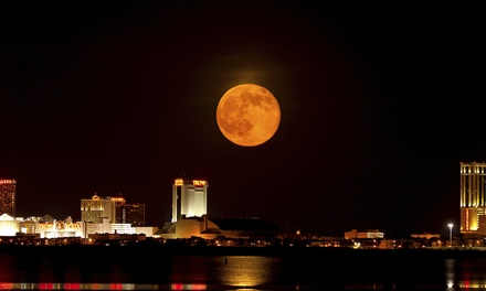 VIP Moonwalk Passes to The Downtown Full Moon Party in Miami & Fort Lauderdale (Up to 50% Off). Five Options Available.