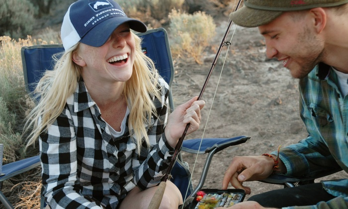 All Rivers and Saltwater Charters - Issaquah Highlands: Two-Hour Beginner Fly-Casting Lesson for One or Two from All Rivers & Saltwater Charters (Up to 64% Off)
