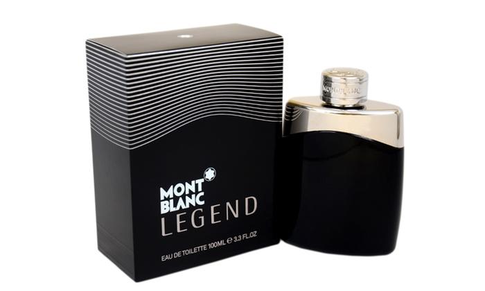 Montblanc Legend for Men Eau de Toilette: Montblanc Legend for Men Eau de Toilette. Free Shipping.
