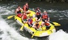 Natural High Rafting - Clackamas: Half-Day Rafting Trip for One, Two, or Four from Natural High Rafting (Up to 48% Off)