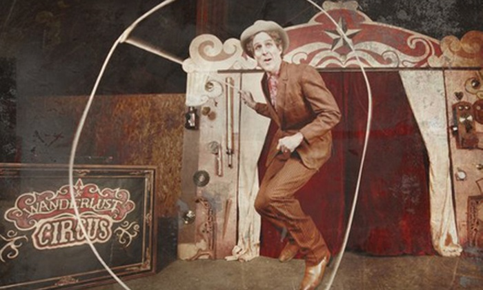 Wanderlust Circus - Riverside: Wanderlust Circus at Bing Crosby Theater on Thursday, July 4 at 7 p.m. (Up to 44% Off)