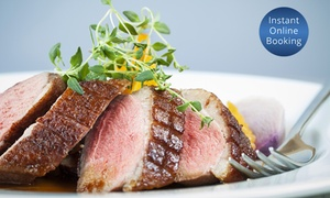 2 Stews and a Cockatoo: European Dinner with Bottle of Wine for 2 ($59), 4 ($115) or 6 ($169) People at 2 Stews and a Cockatoo (Up to $59 Value)