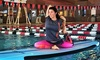 Park City SUP - Summit Park: One Drop-In or 5 or 10 Indoor Stand-Up-Paddle Yoga Classes from Park City SUP (Up to 55% Off)