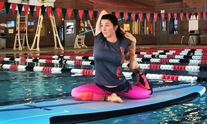Park City SUP: One Drop-In or 5 or 10 Indoor Stand-Up-Paddle Yoga Classes from Park City SUP (Up to 55% Off)