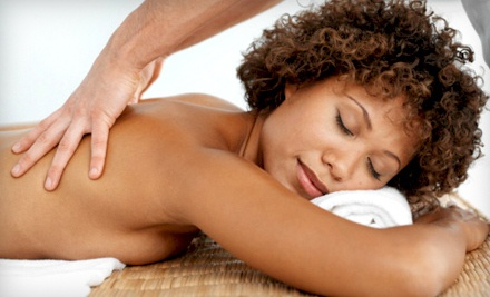 30-Minute Dry Table Massage (a $56 value) - Creative Hands Massage in Washington