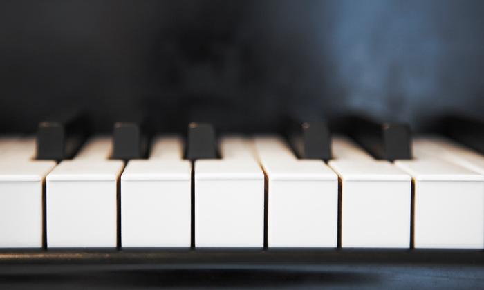 Patterson Music Studio - Greensboro: $55 for $100 Worth of Piano Tuning at Patterson Music Studio