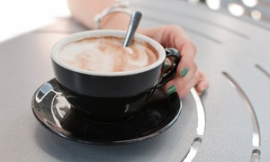 Steamy's Cafe: Coffee, Tea, Sandwiches, and More at Steamy's Cafe (Up to 47% Off)
