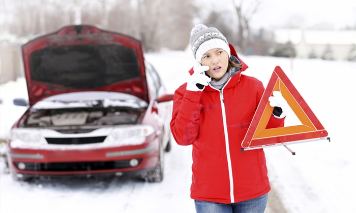 Ready Roadside Rescue - Hartford: $52 for $95 Worth of Roadside Assistance — Ready Roadside Rescue
