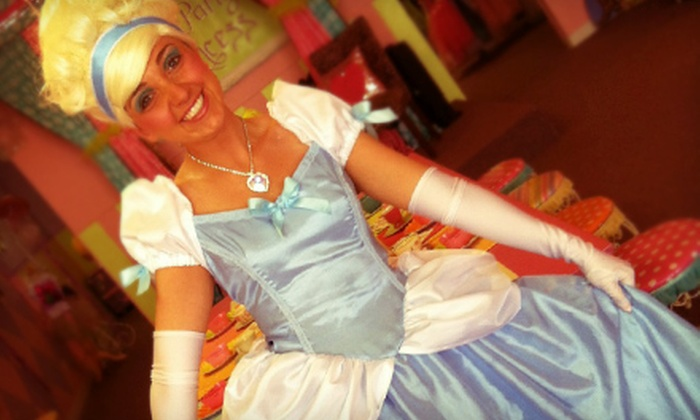 My Party Princess - Schaumburg: Private Kid's Party or Play at My Party Princess (Up to 54% Off)