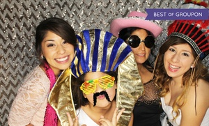 Icon Video & Photo Booth Company: Two-, Three-, Four-, or Five-Hour Photo-Booth Rental Package at Icon Video & Photo Booth Company (Up to 60% Off)