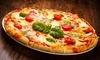 ⏰ Pizza alla carta, dolce e birra