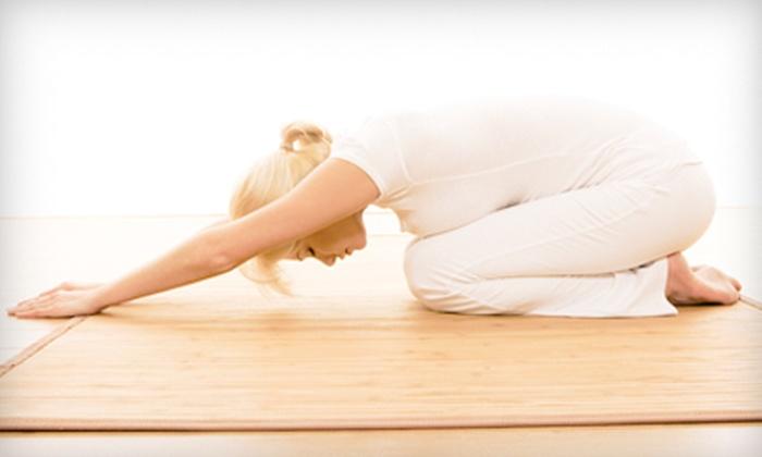 Bikram Yoga Ogden - Ogden: 8 or 15 Classes at Bikram Yoga Ogden (Up to 66% Off)