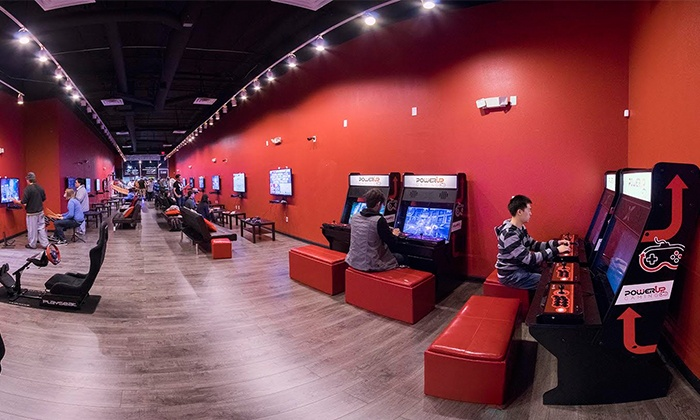 Power Up Gaming - Silverado Ranch: Five Three- or Five-Hour All Access Game Passes at Power Up Gaming (Up to 52% Off)