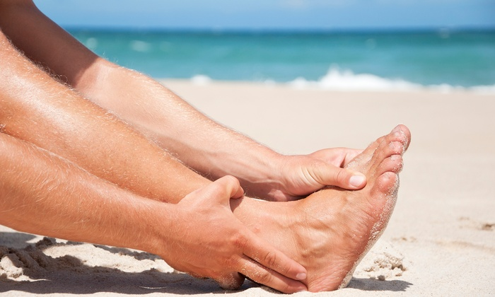 Weil Foot & Ankle Institute - Multiple Locations: Two Laser Toenail-Fungus Treatments or Three Heel Pain Treatments at Weil Foot & Ankle Institute (Up to 69% Off)