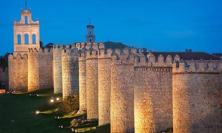 Ávila: 1 o 2 noches para dos con desayuno y detalle de bienvenida en Hotel GIT Mirador de Santa Ana