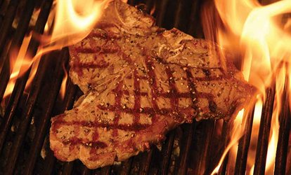 47% Off American Cuisine at Texas T-Bone Steakhouse