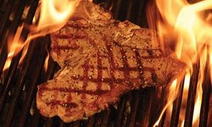 47% Off American Cuisine at Texas T-Bone Steakhouse  at Texas T-Bone Steakhouse, plus 6.0% Cash Back from Ebates.