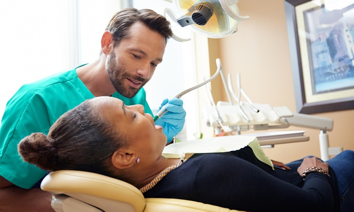 Chrystal dental care - Multiple Locations: Adult or Child Dental Exam at Chrystal Dental Care (Up to 80% Off)