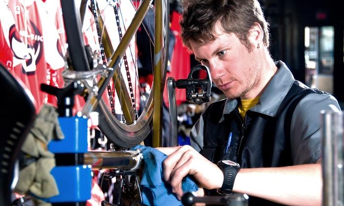 DJ Cycles - Kitsilano: C$25 for a Major Bicycle Tune-Up at DJ Cycles (C$50 Value)