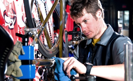 $25 for a Major Bicycle Tune-Up at DJ Cycles ($50 Value)