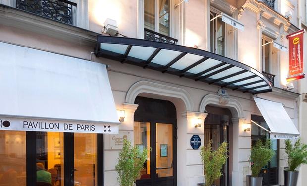 Pavillon De Paris In Paris Ile De France Groupon Getaways
