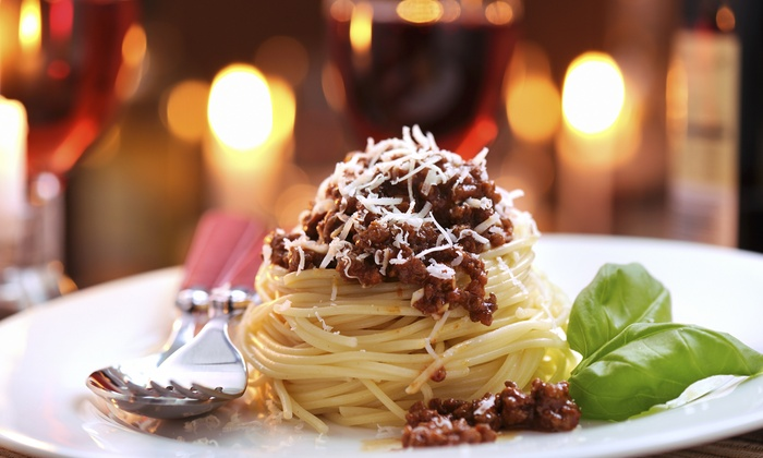 Caro Mio Ristorante - Coral Way: $17 for $30 Worth of Italian Dinner or Lunch Cuisine at Caro Mio Ristorante