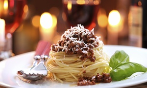 Caro Mio Ristorante: Italian Dinner for Two or $17 for $30 Worth of Italian Dinner or Lunch Cuisine at Caro Mio Ristorante