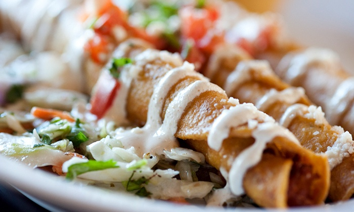 Petra Fresh Mexican Bistro - Provident: $11 for $20 Worth of Mexican Cuisine at Petra Fresh Mexican Bistro