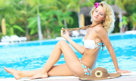 One or Three Full Bikini Waxes at Aida Grey Brentwood (Up to 55% Off)