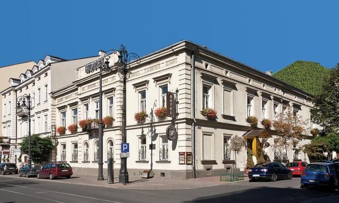 Kraków: pokój 2-osobowy ze śniadaniem