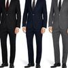 Eleganza Platinum Modern Fit Suits