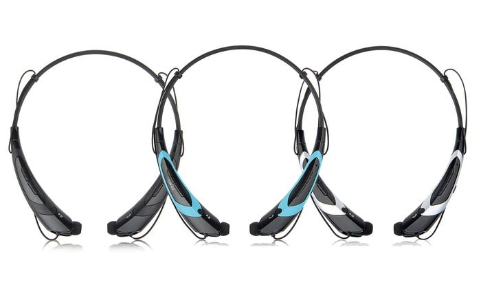 Maze Active Bluetooth Neckband Headset with Microphone