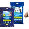 Enspire Quick Clean Wipes or Body Cleansing Towels