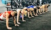 Four-Week Gym, Classes & Sauna
