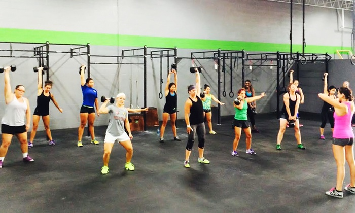 CrossFit Rise - Schaumburg: One or Two Months of Unlimited Women's Only CrossFit Fitness Classes at CrossFit Rise in Schaumburg (Up to 72% Off)