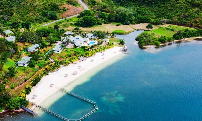 Turquoise bay resort in milton bight groupon getaways - Roatan dive sites ...
