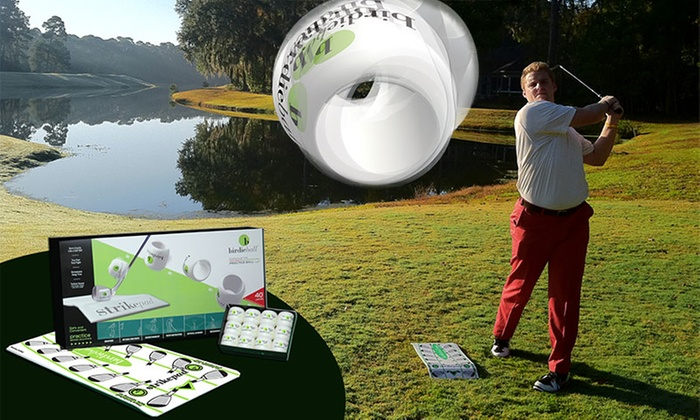BirdieBall: $25 for $50 Worth of Golf-Training Products and Gifts at BirdieBall