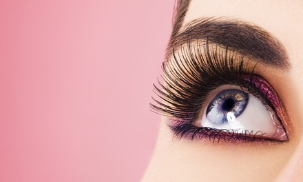 LVL Eyelash Lift at Sun Spa Studio