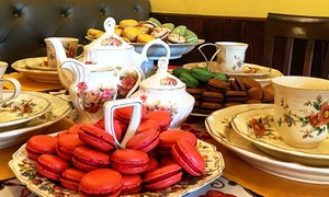 Ivon Cafe: Coffee and Upscale Cafe Fare at Ivon Cafe (Up to 40% Off). Two Options Available.